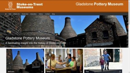 image of the gladstone website