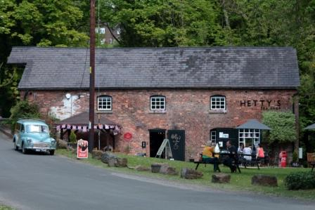 image of Hetty's Tea Shop
