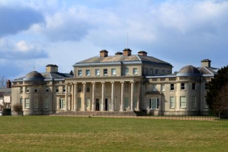 image of shugborough hall